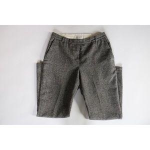 TOAST Slim Trouser Moon Donegal Wool Women's 10